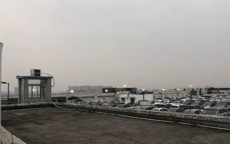 尚安接管永业购物中心,打造商业停车运营典范