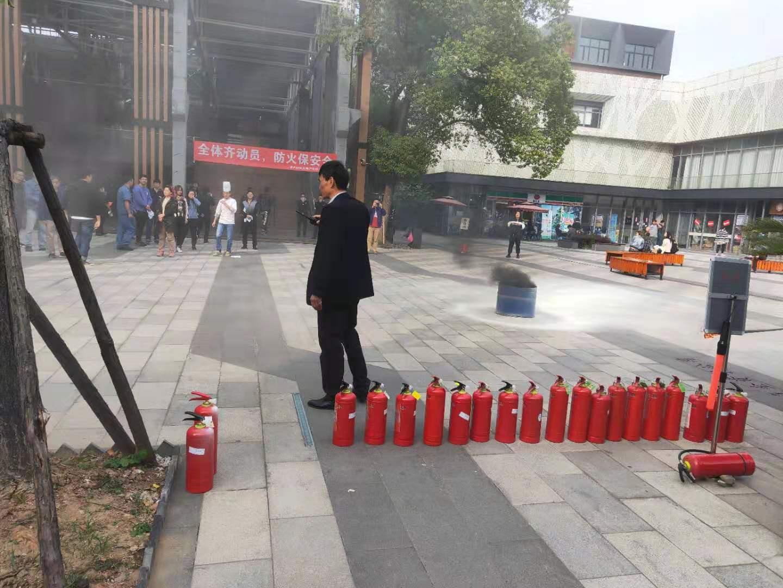 燃丨未燃-尚安年终消防大总结